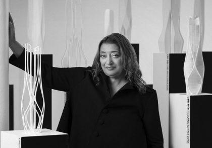 بیوگرافی و آشنایی با زاها حدید Zaha Hadid